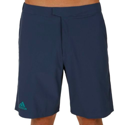 adidas Barricade Jo-Wilfried Tsonga Bermuda Shorts Men - Dark Blue, Green