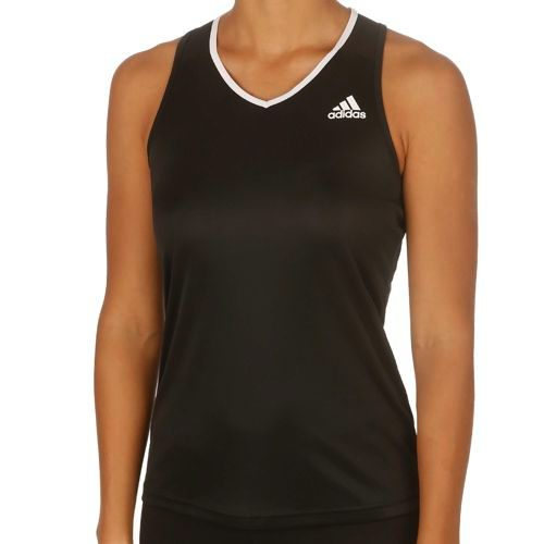 adidas Climacool Club Tank Top Women - Black