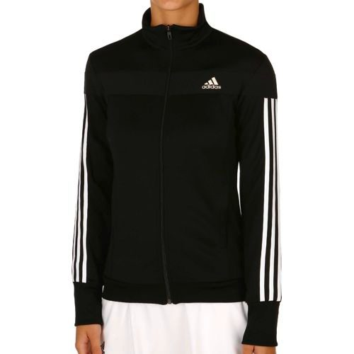 adidas Club Training Jacket Women - Black, White