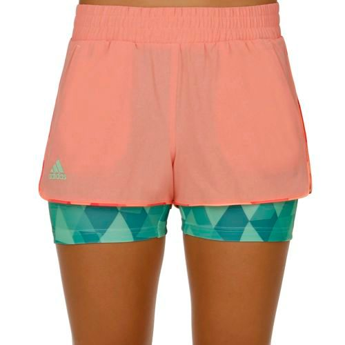 adidas Club Trend Shorts Women - Orange