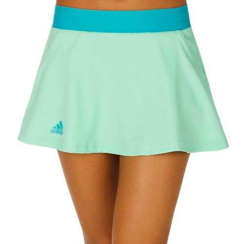 adidas Club Skort Women - Light Green, Blue