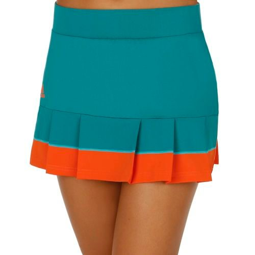 adidas All Premium Skort Women - Green, Orange