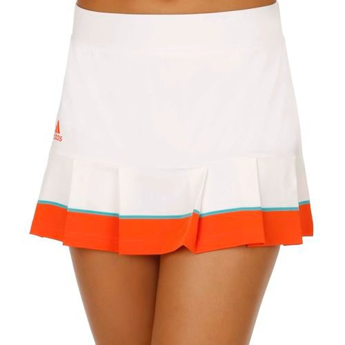 adidas All Premium Skort Women - White, Orange