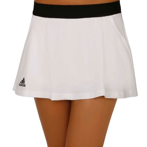 adidas Club Skort Women - White, Black