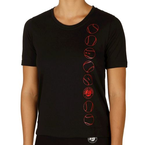 adidas Roland Garros Y-3 Event T-Shirt Women - Black