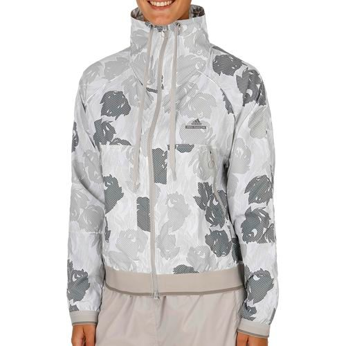 adidas By Stella McCartney Barricade Jacket Women - Lightgrey, Grey