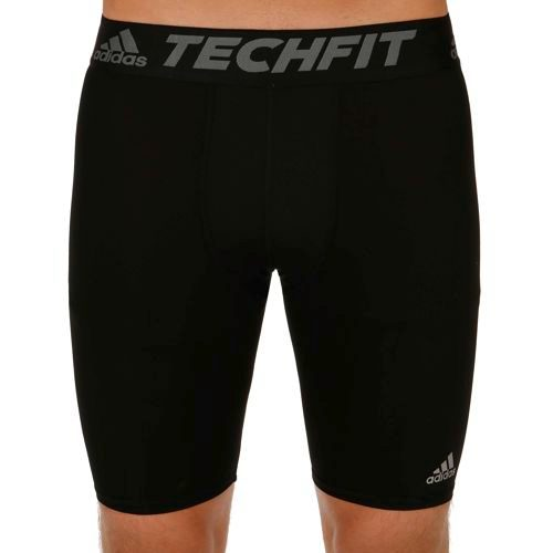 adidas Techfit 7 & 9 Inch Tight Compression Shorts Men - Black