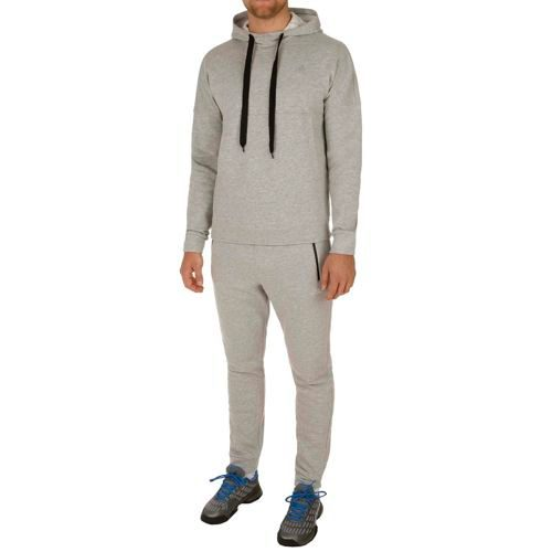 adidas Hipster Cotton Tracksuit Men - Lightgrey