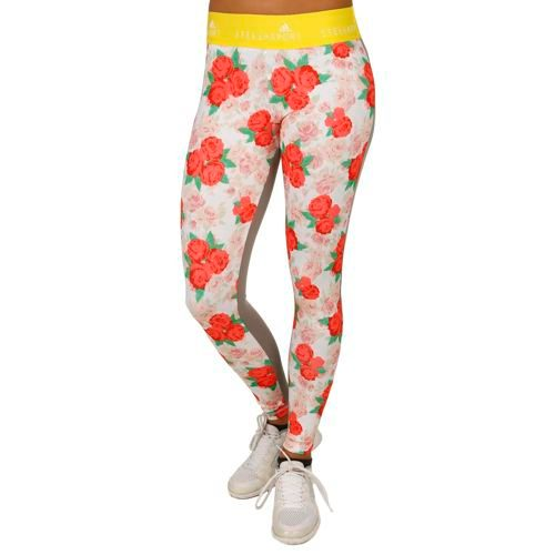 adidas Stellasport Printed Sport Tight Running Pants Women - Multicoloured