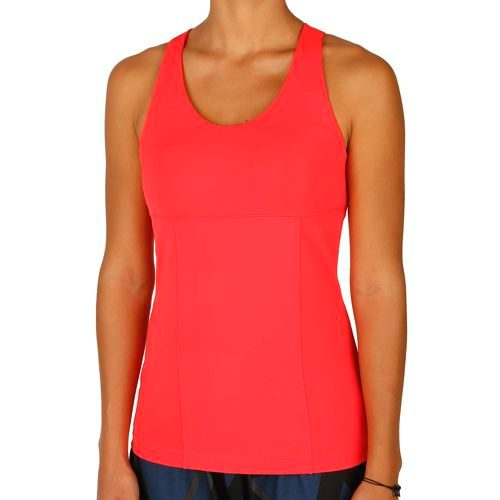 adidas Power Tank Top Women - Neon Red