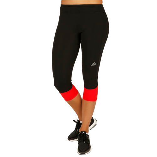 adidas Response Tight Women - Black, Red