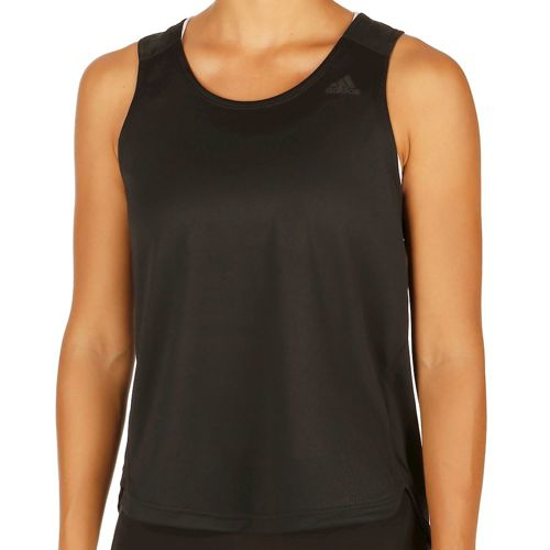 adidas Kanoi Run Tank Top Women - Black