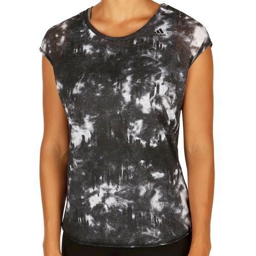 adidas Kanoi Run Layer T-Shirt Women - Black
