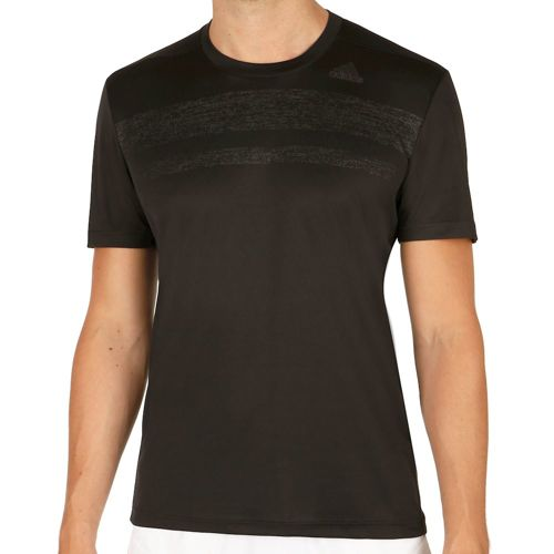 adidas Kanoi Run Graphic T-Shirt Men - Black