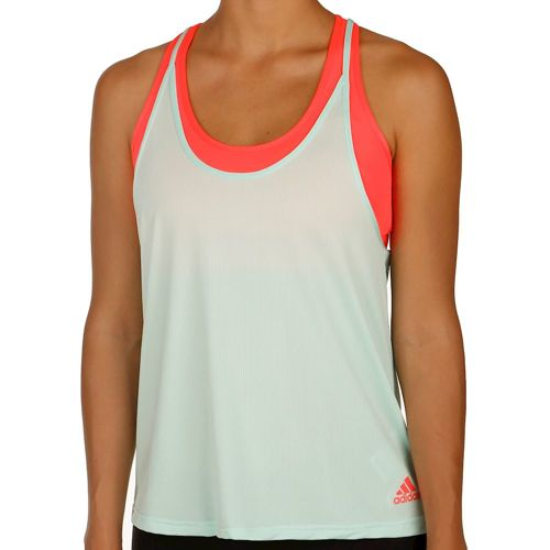 adidas Multifaceted Club Women - Green, Neon Red