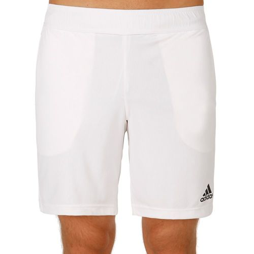 adidas Climachill Barricade Uncontroll Shorts Men - White, Black