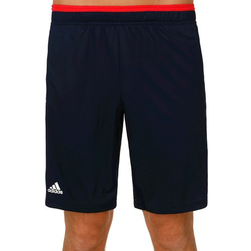 adidas Club Shorts Men - Dark Blue, Red