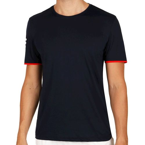 adidas Club T-Shirt Men - Dark Blue, White