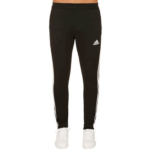 adidas T16 Sweatpant Training Pants Men - Black, White