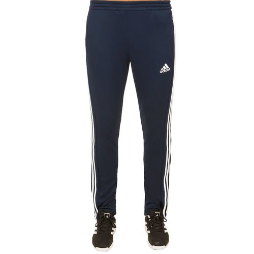 adidas T16 Sweatpant Training Pants Men - Dark Blue, White
