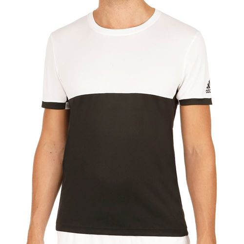 adidas Climachill T16 T-Shirt Men - Black, White
