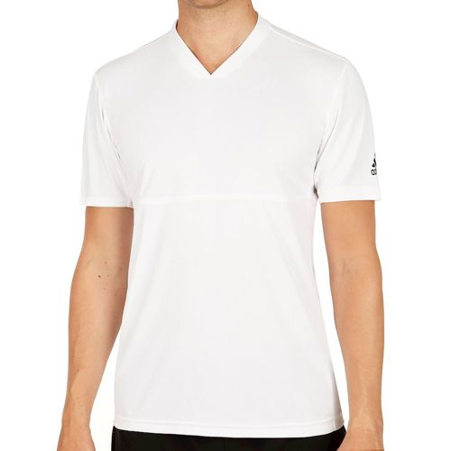 adidas Climachill Uncontrol T-Shirt Men - White