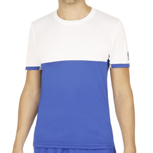 adidas Climachill T16 T-Shirt Men - Blue, White