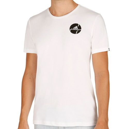 adidas SUN TSU T-Shirt Men - White