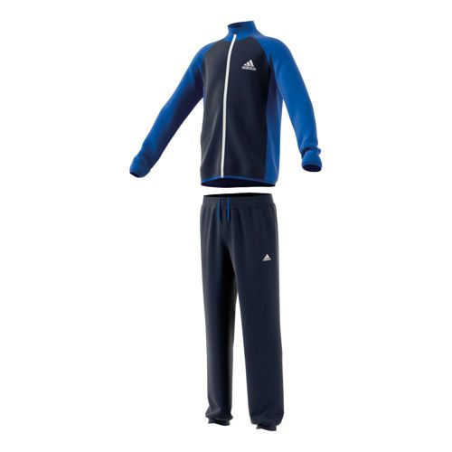 adidas Entry Tracksuit Closed Hem Tracksuit Boys - Dark Blue, Blue