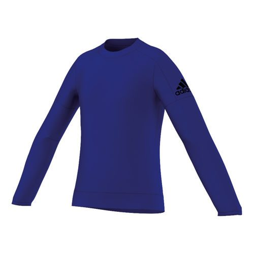 adidas Athletics Z.N.E. Long Sleeve Girls - Blue, Black