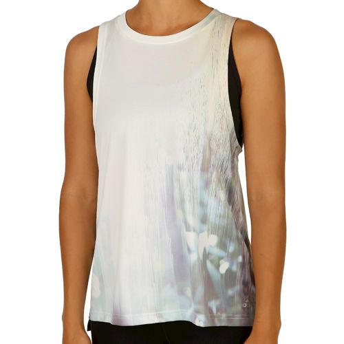 adidas Boxy Chill Tank Top Women - White