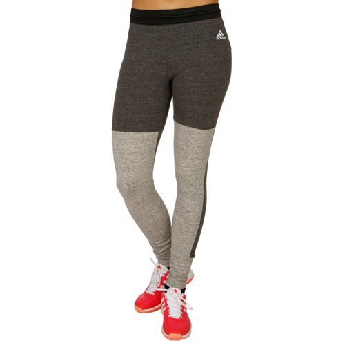 adidas Tri Blend Tight Training Pants Women - Black