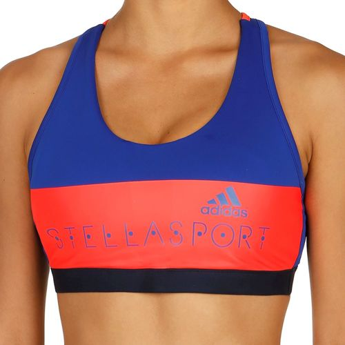 adidas Sport Padded Sports Bras Women - Blue, Red