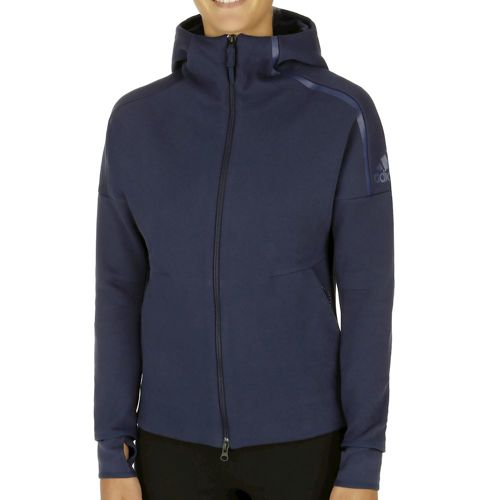 adidas Z.N.E. Training Jacket Women - Dark Blue