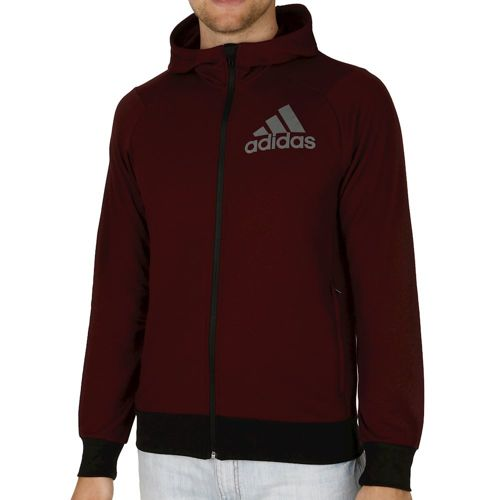adidas Prime Hoody Men - Brown