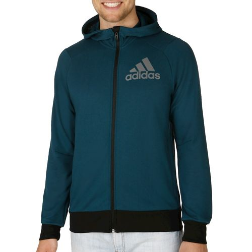 adidas Prime Hoody Men - Dark Green