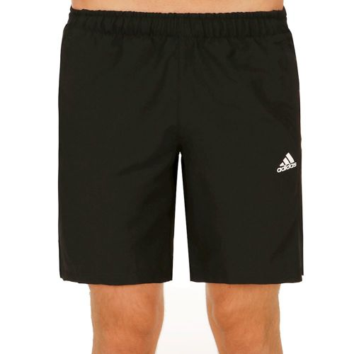 adidas Essentials Sport Mid Chelsea Shorts Men - Black, White