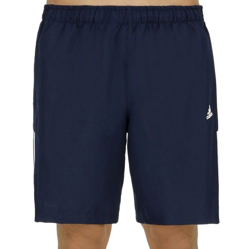 adidas Essentials Sport Mid Chelsea Shorts Men - Dark Blue, White