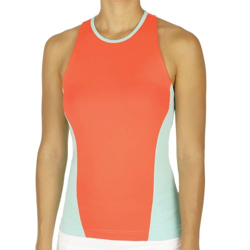 adidas Stellasport Easy Top Women - Neon Red, Green