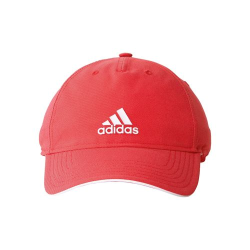adidas Climalite Cap - Red, White