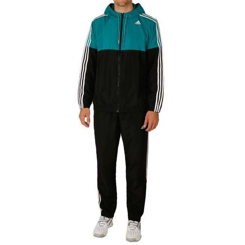 adidas Tracksuit Men - Black, Green