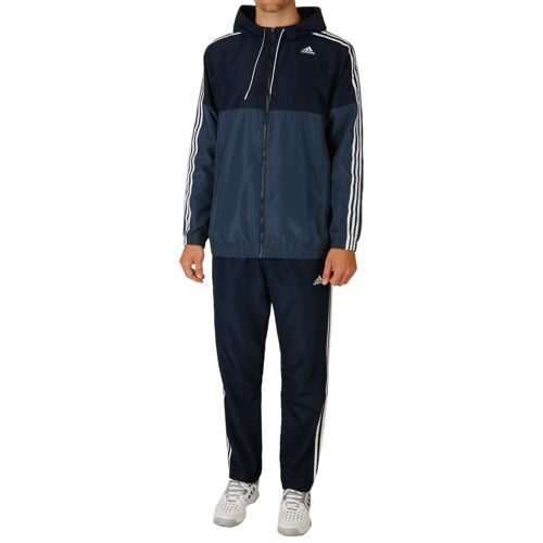 adidas Tracksuit Men - Dark Blue, Blue