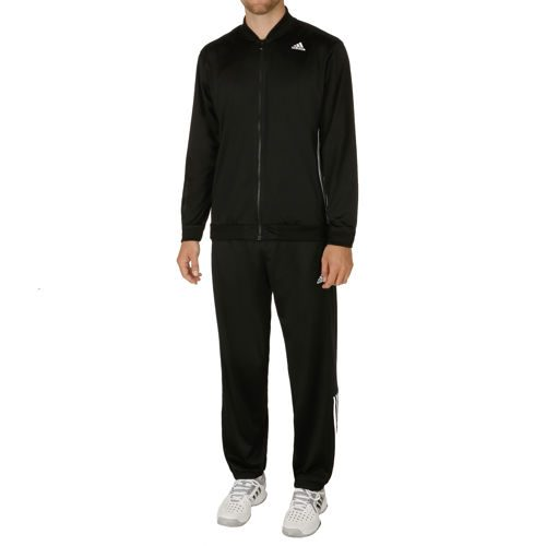 adidas Essentials Tracksuit Men - Black, White