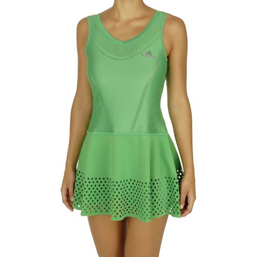 adidas Caroline Wozniacki By Stella McCartney Barricade Dress Women - Green