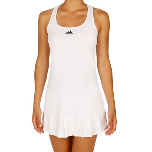 adidas Climachill Uncontrol Dress Women - White, Black