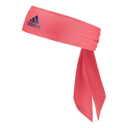 adidas Tennis Tieband Bandana Men - Red, Silver