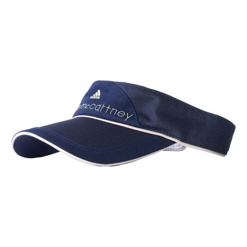 adidas By Stella McCartney US Open Cotton Visor Women - Dark Blue
