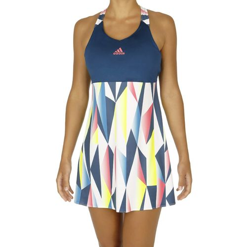 adidas Ana Ivanovic Multifaceted Pro Dress Women - Dark Blue