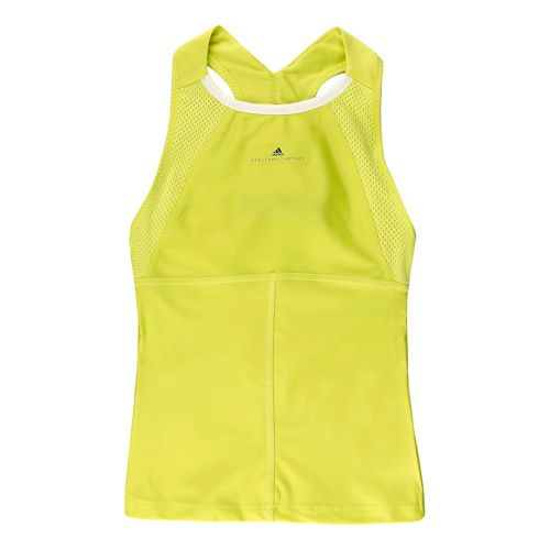 adidas Stella McCartney Barricade Tank Top Girls - Yellow, Black