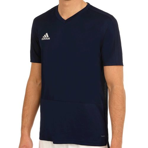 adidas Condivo 18 Training T-Shirt Men - Dark Blue, White